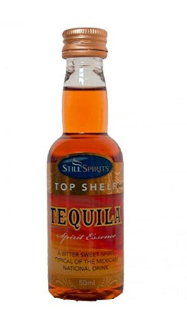 NON-ALCOHOLIC TEQUILA FLAVORING MIX STILL SPIRITS TOP SHELF TEQUILA FLAVOR 50ml Quick Liquor Essence Mix for Flavoring Moonshine