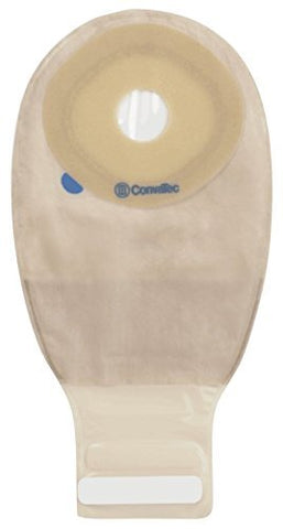 Esteem + One-Piece Drainable Pre-Cut Pouch w/visiClose, Modified Stomahesive, 12 panel Opaque, 1 9/16 416737 Qty 10 Per Box by ConvaTec