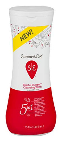 Summer??s Eve Cleansing Wash, Blissful Escape, 15 oz