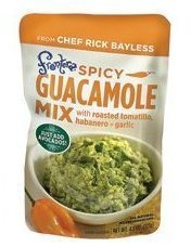 Frontera Foods Spicy Guacamole Mix, 4.5 Ounce -- 8 per case. by Frontera Foods