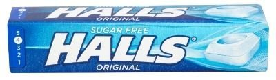 Halls Mentholyptus Original Sugar Free - Stick - Pack of 20 by HALLS