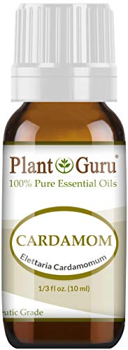 Cardamom Essential Oil 10 Ml 100% Pure Undiluted Therapeutic Grade.