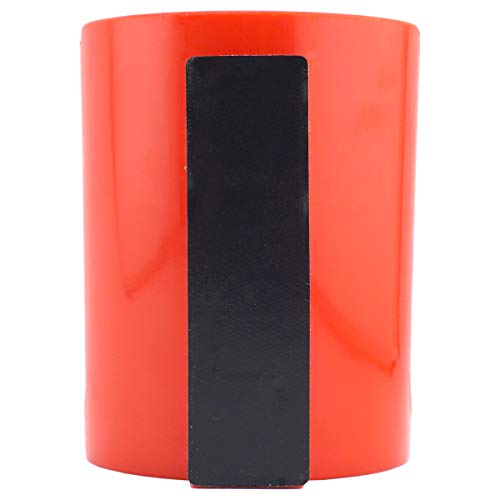 "Master Magnetics Magnetic Cup Caddy, 3.25"" Inner Diameter, 4.625"" Height, Red, 07582"