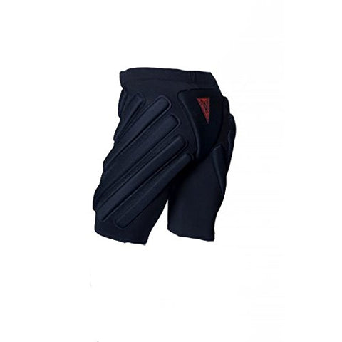Crash Pads 1600 Padded Under Shorts 2013 Black X-Small