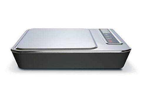 seca 856 - Digital organ and diaper scale with stainless steel cover