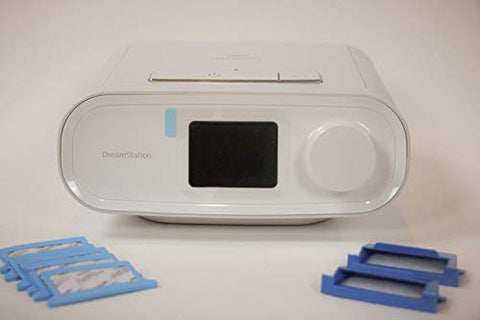 Philips Respironics DreamStation Filter Kit, Includes Pollen Filter(s) and 6 Disposable Ultra-Fine Filters (1 Pollen 6 Ultra-Fine)