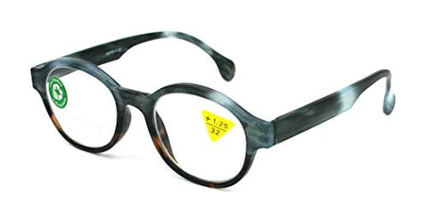 The Alchemist, Premium Reading Glasses, Round Frame +1.25 +1.50 +1.75 +2.00 +2.25 +2.50 +2.75 +3. Circle Style. NY Fifth Avenue
