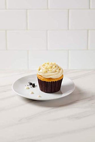 The Cheesecake Factory Vanilla Bean Cupcakes 4 count (Pack of 8)