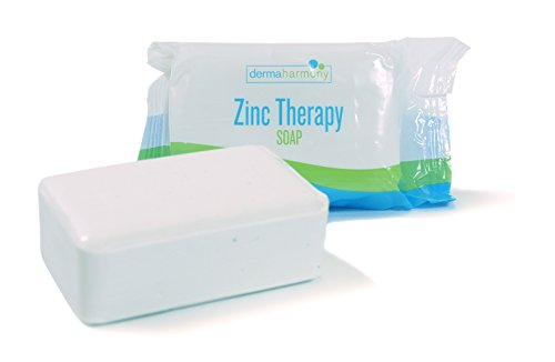 2% Pyrithione Zinc (Znp) Soap Combo Pack - Crafted for Those with Skin Conditions - Seborrheic Dermatitis, Dandruff, Psoriasis, Eczema, etc.