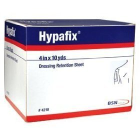 {Sfp} Bsn 4210 Hypafix Dressing Retention Sheet 4 In. X 10 Yds. (Case Of 24 Rolls)