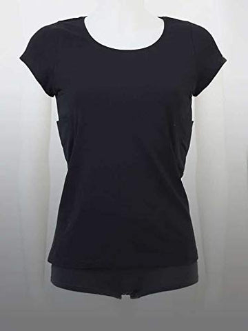 Womens Diabetes T-Shirt with Pockets for Insulin Pump (M)