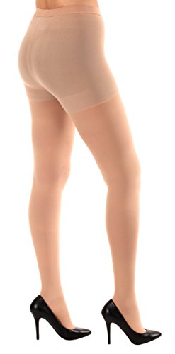 Absolute Support Made In The Usa   Xl Opaque Graduated Compression Pantyhose, Support Hose Pantyhose
