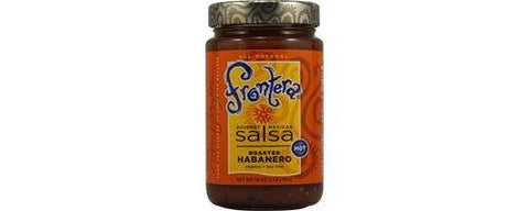 Frontera Foods Very Hot Habanero Salsa 16 oz. (Pack of 6)