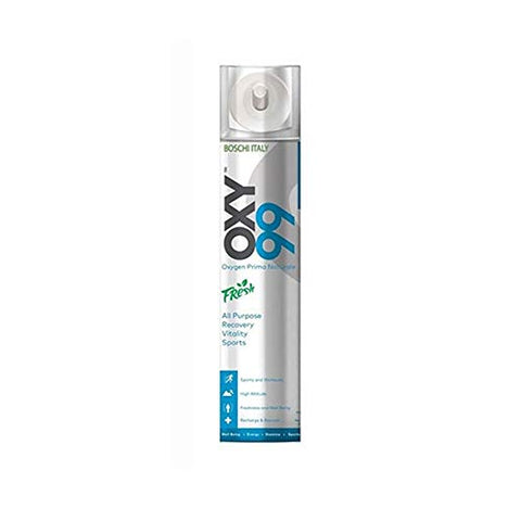 Natural Boost Therapy Oxy99 Lightweight Portable Pure Oxygen can 5 LTR Set of 4