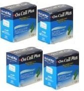 On Call Plus Bundle Deal Savings 200 Ct Test Strips by On Call Plus