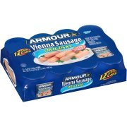 Armour Original Vienna Sausage, 4.6 oz, 12 count