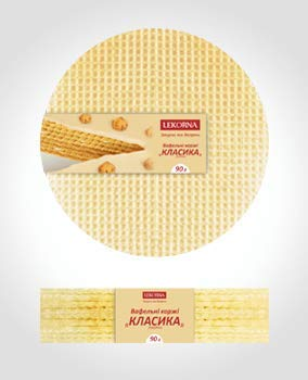 Tort Wafers Classic Wafers Veselka