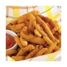 Sea Watch Captain Freds Breaded and Fried Clam Strip, 4 OUNCE -- 24 per case.