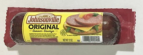 12oz Johnsonville Original Summer Sausage, Pack of 2