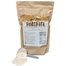 Horchata - Whey Protein, Traditional Mexican Flavor, Sugar-Free, Gluten-Free, 23g Protein, Made in USA (30 Servings, 2.2lbs)