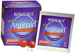 Resource Arginaid, Cherry   9.2 Grams, 56/Case