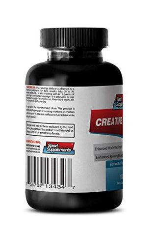 Creatine Powder - Creatine Powder 100mg - Premium Creatine Powder to Boost Stamina and Strength (2 Bottles)