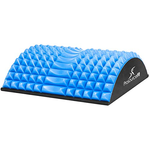 Prosource Fit Arched Back Stretcher   Blue