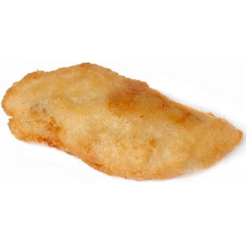 Trident Seafoods Golden Ale Beer Battered Pollock Fillet, 3 Ounce -- 1 each.