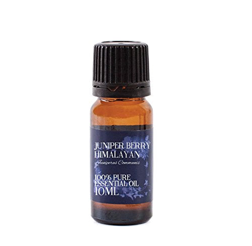 Mystic Moments | Juniper Berry Himalayan Essential Oil - 10ml - 100% Pure