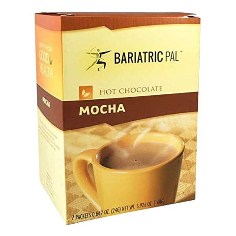BariatricPal Hot Chocolate Protein Drink - Mocha