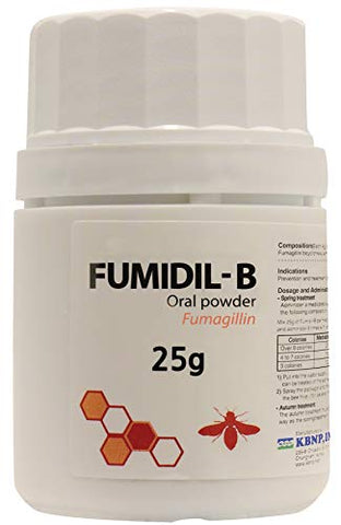 Fumadil-B DC097 Fumidil-B Medication, White
