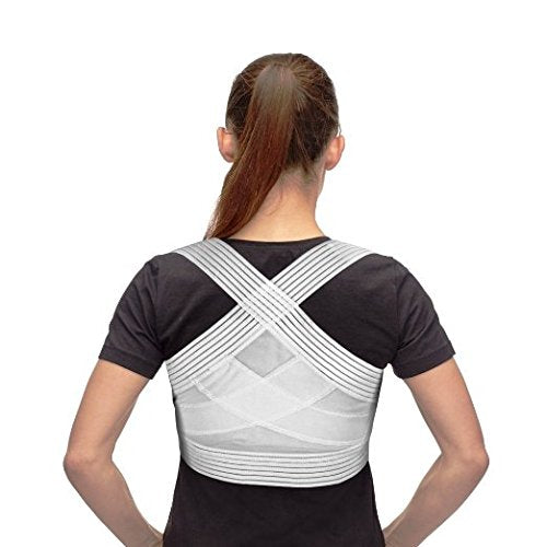 Posture Corrector Brace - with Breathable Straps - Alleviate Pain Caused by Slouching and Poor Posture