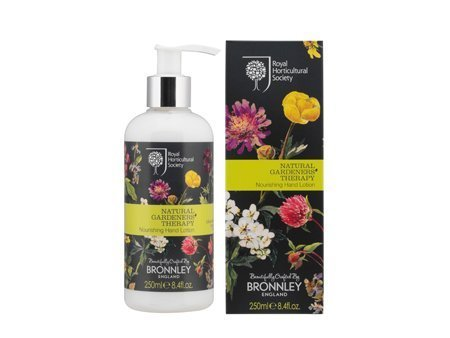 Bronnley The Royal Horticultural Society Hand Lotion, Gardeners 250 ml by Bronnley