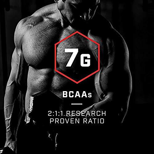 Xtend Original Bcaa Powder Knockout Fruit Punch, Sugar Free Post Workout Muscle Recovery Drink With