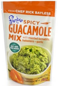 Mix Pouch Guacamole Spicy (Pack of 8)