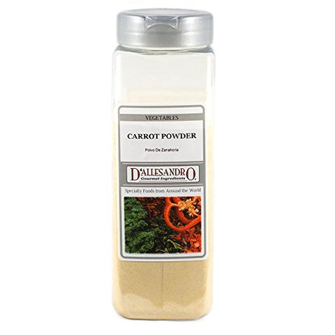Carrot Powder, 14 Oz
