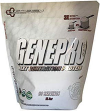 GENEPRO Medical Grade Protein 60 Servings, by Musclegen Research - Premium Protein for Absorption, Muscle Growth & Mix-Abilty. Gluten-Free, No Sugar, Flavorless and Mixes with any Drink.