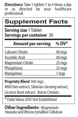 Osteo Source - Calcium Vitamin Supplement