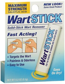 WartStick Wart Remover 0.2 oz (Pack of 4)