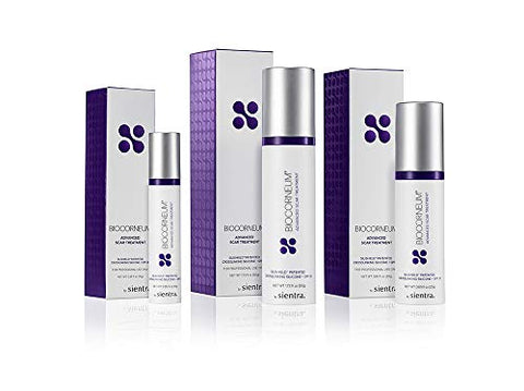BioCorneum Advanced Scar Treatment Gel with SPF 30 - Silishield Patented Crosslinking Silicone - 10 gram- Certified Distributor