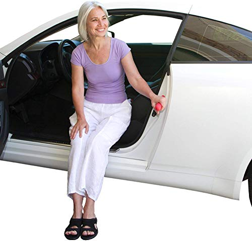 Stander Handy Bar, Portable Vehicle Support Grab Bar, Standing Assist Mobility Aid Handle, Car Emerge