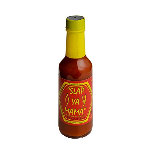 Slap Ya Mama Hot Sauce Combo (2 Pepper Sauce, 2 Hot Sauce, 2 Jalapeno Sauce)
