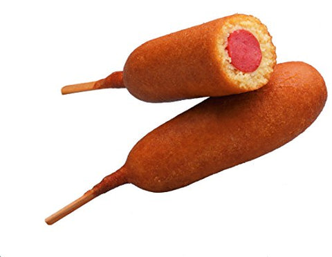 Vienna Beef Corn Dogs 3.25 oz. lbs. 24 count