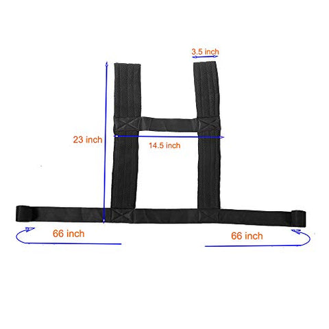 Bed Restraints Hospital For Elderly Straps Fall Prevention Wheelchair Belt Chest Strap Medical Patie