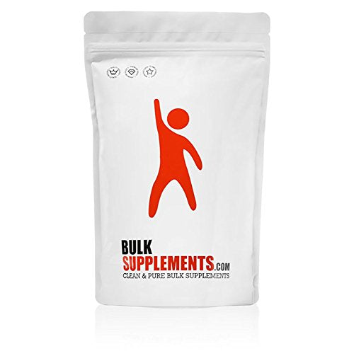 Bulk Supplements.Com L Glutamine (300 Capsules   150 Servings)