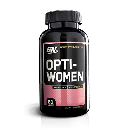 Optimum Nutrition Opti Women, Vitamin C, Zinc And Vitamin D For Immune Support Womens Daily Multivit