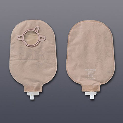 5018414 - Hollister Inc New Image 2-Piece Urostomy Pouch 2-3/4, Beige