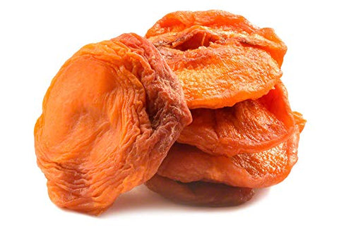 Nut Cravings Dried Peaches 16 Ounce