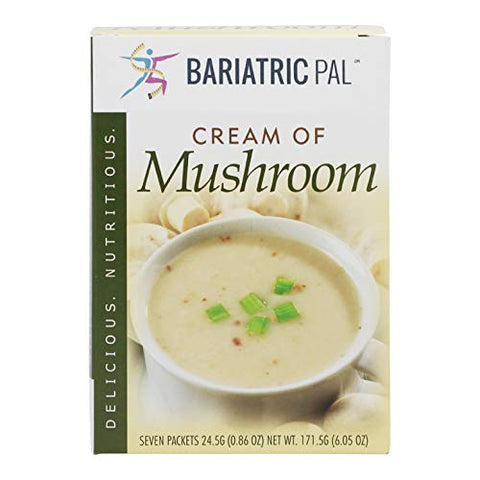 BariatricPal Protein Soup - Cream of Mushroom