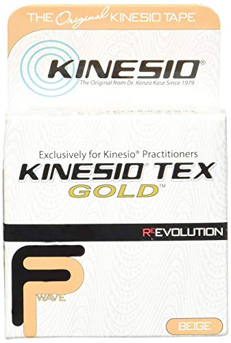 Kinseio Taping   Kinesiology Tape Tex Gold Fp   Beige â?? 2 In.